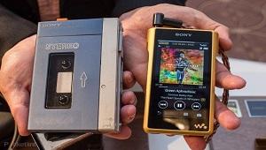 [IFA 2016] Sony công bố máy nghe nhạc cao cấp Walkman NW-WM1: có phiên bản mạ vàng