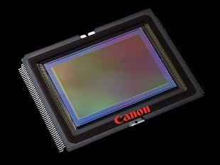 Canon lần đầu nhảy vào kinh doanh cảm biến CMOS