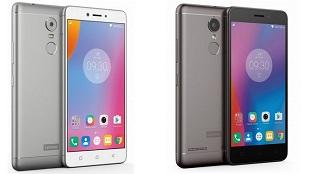 [IFA 2016] Lenovo trình làng bộ ba smartphone dòng K6 vỏ nhôm, vân tay
