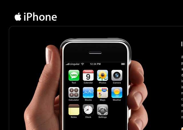 Nhìn lại những thay đổi thiết kế của các đời iPhone