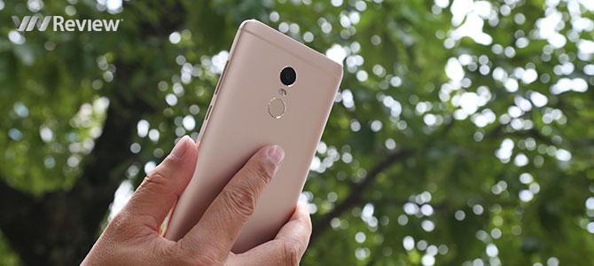 Trên tay Xiaomi Redmi Note 4: vỏ sang hơn đời cũ, máy mượt, chưa có ROM quốc tế