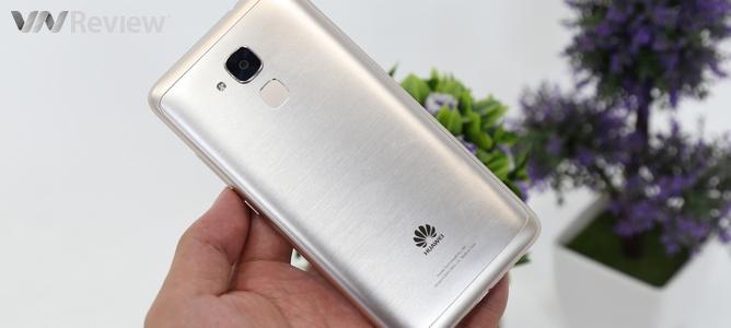 Đánh giá Huawei GR5 Mini: 4 triệu có đủ thứ