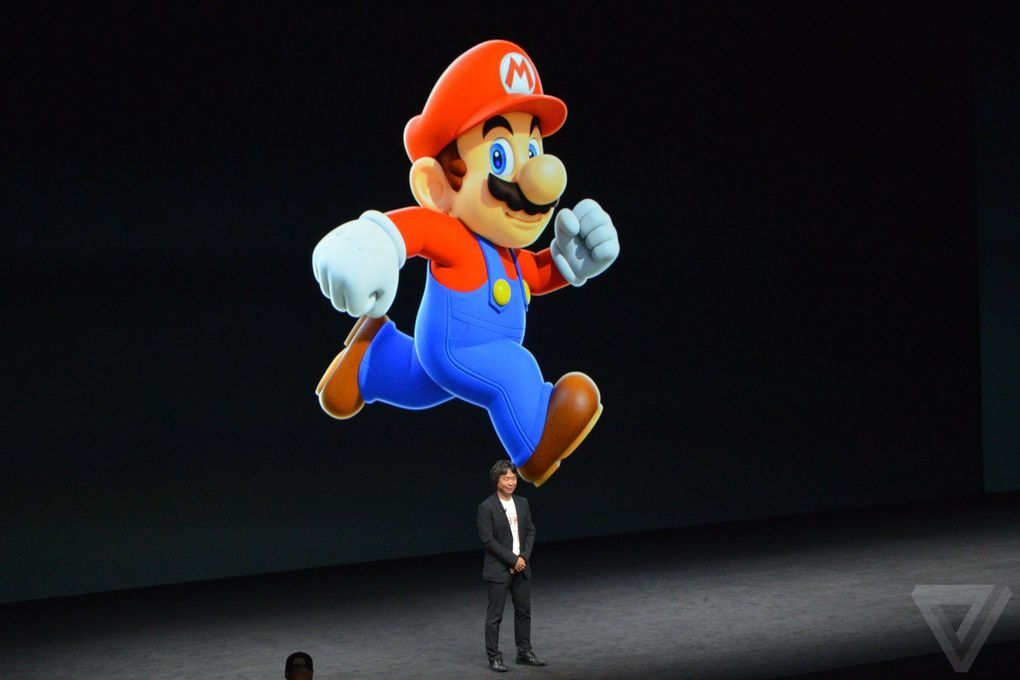 Super Mario Run chính thức xuất hiện trên iOS