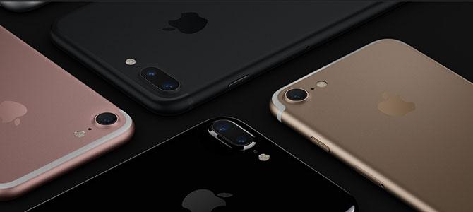 10 điểm mới nổi bật nhất trên iPhone 7 và iPhone 7 Plus