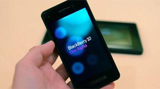 BlackBerry 10 từ bỏ hoàn toàn bàn phím cứng