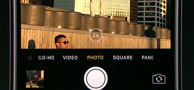 Camera của iPhone 7 Plus