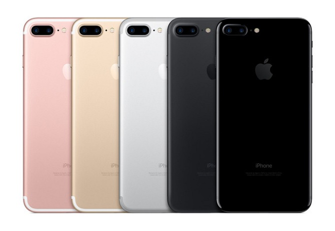 Những điểm khác nhau cơ bản giữa 3 phiên bản iPhone 7 Jet Black và Black
