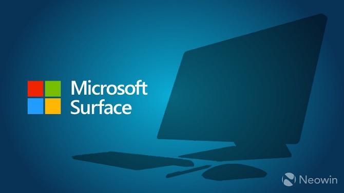 Microsoft chuẩn bị trình làng Surface PC All-in-one?