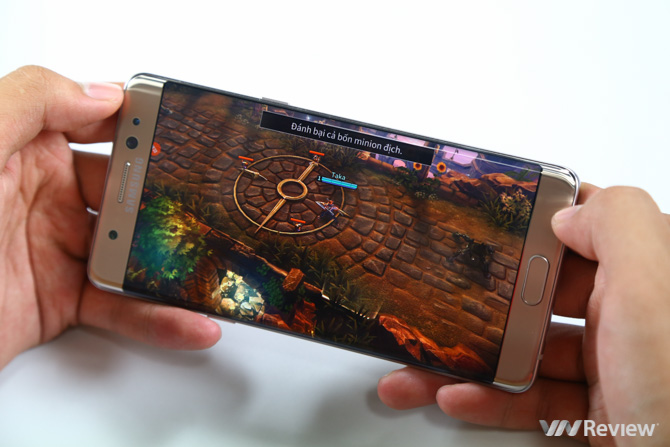 Đánh giá chi tiết, công bằng Samsung Galaxy Note 7