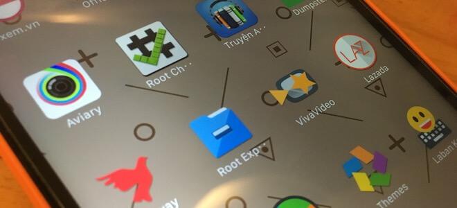 Cách thu nhỏ icon trên Android không cần root