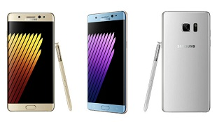 """Samsung khuyến cáo người dùng """"tắt nguồn Note 7"""""""