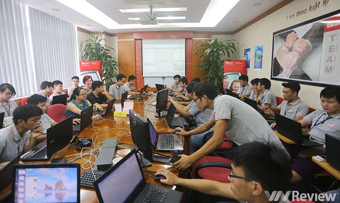 Đội Đài Loan đoạt giải nhất WhiteHat Contest 12