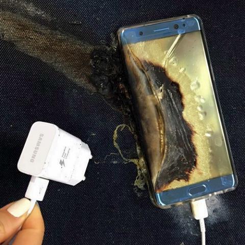 Kết quả hình ảnh cho điện thoại phát nổ