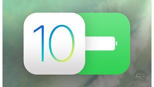 Cách khắc phục lỗi hao pin trên iOS 10