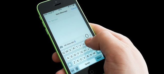 Sửa lỗi không nhận tin nhắn trong iMessage (iOS 10)