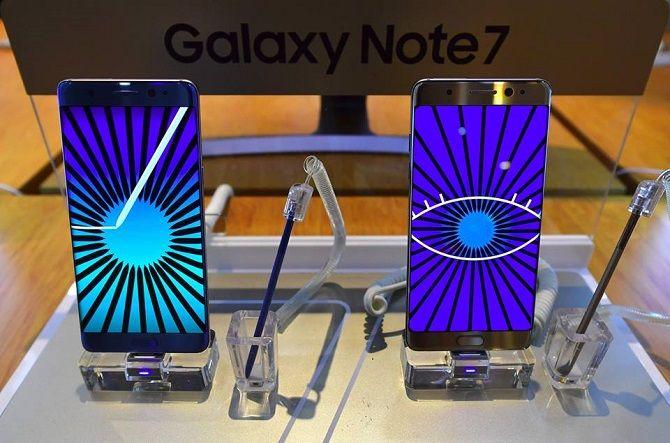 Kết quả hình ảnh cho Galaxy Note 7 phát nổ