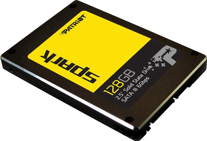 Loạt SSD giá rẻ Patriot Spark đổ bộ vào Việt Nam