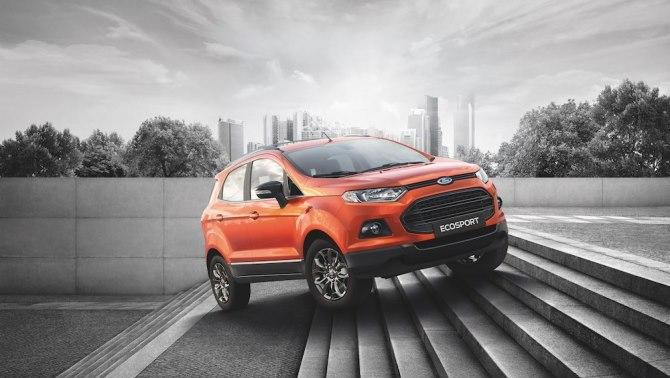 Ford Việt Nam ra mắt Ford EcoSport Titanium phiên bản Black Edition