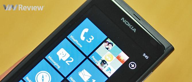"""Năm cái """"không"""" người dùng Lumia 800 nên biết"""