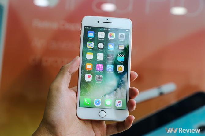 """iPhone 7 tại Việt Nam bị """"hét giá"""" tới 35 triệu đồng"""