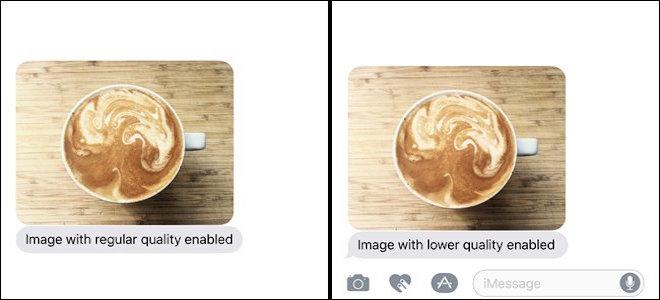 Cách tiết kiệm 3G khi gửi ảnh qua iMessage trên iOS 10