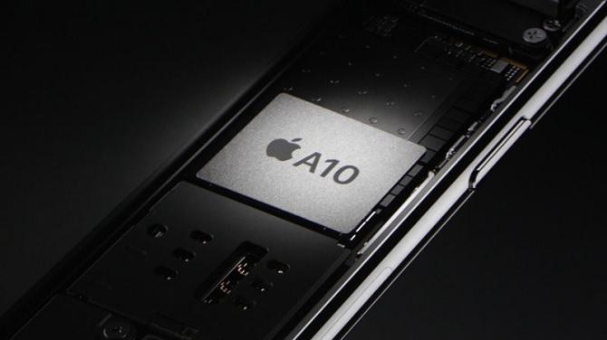 Apple bắt đầu đe dọa Intel trên thị trường chip?