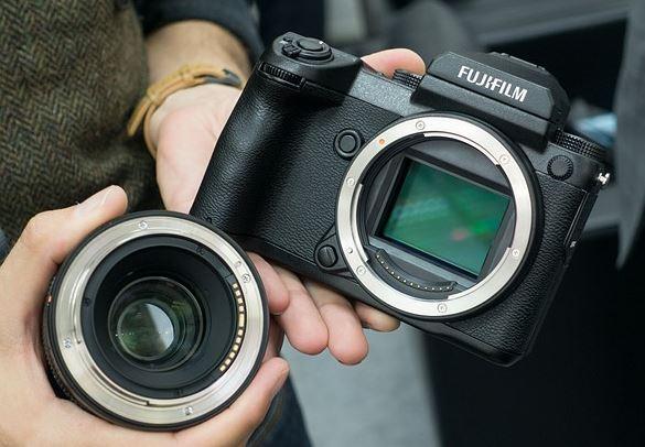 Cận cảnh Fujifilm GFX 50S, tâm điểm tại Photokina 2016
