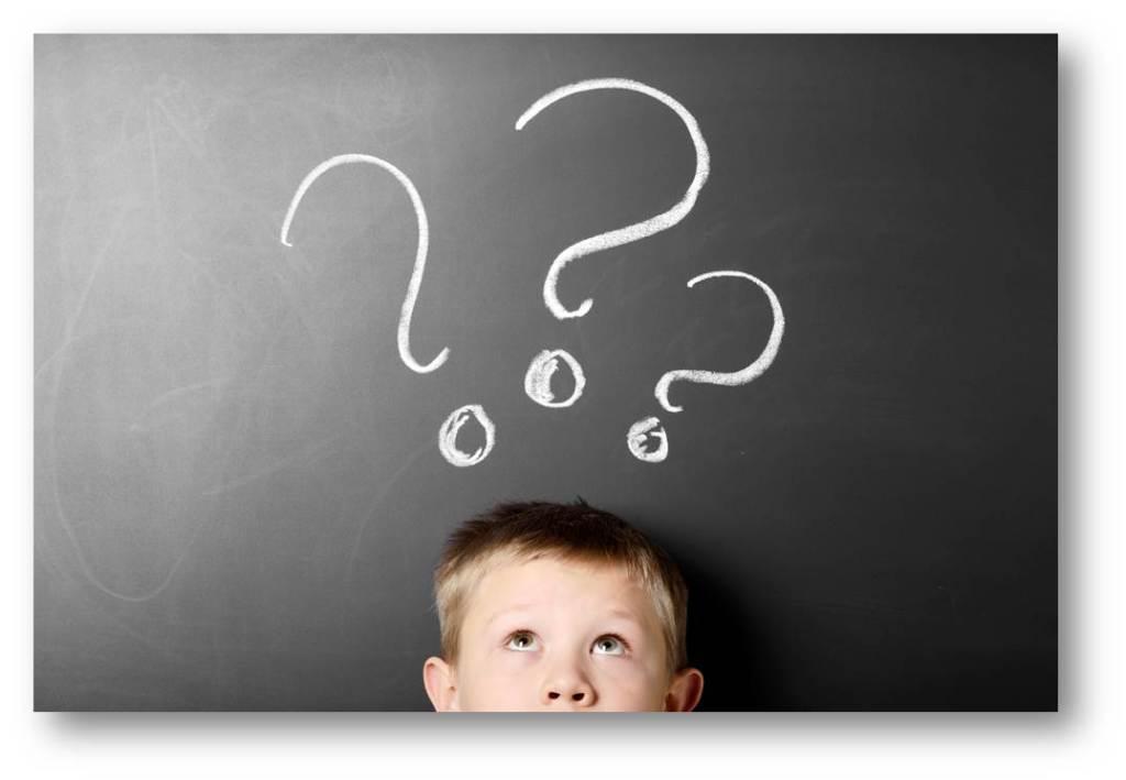 9 câu hỏi thường gặp ở trẻ em và cách trả lời khoa học, hợp lý