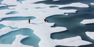 Băng biển tại Bắc Cực tiếp tục xuống thấp kỷ lục