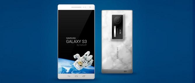 Galaxy S III sẽ có 2 màu xanh và trắng