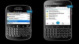 BlackBerry đóng cửa mảng phần cứng vào 28/9 tới?
