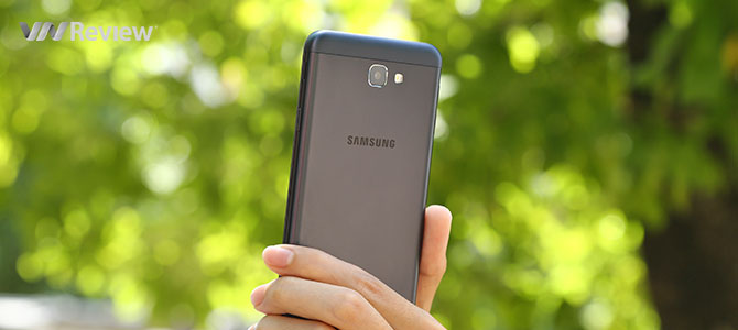 Đánh giá nhanh Samsung Galaxy J7 Prime bản thương mại