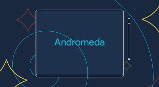 Rò rỉ tablet chạy Andromeda OS của Google