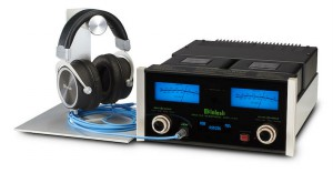 McIntosh ra mắt DAC/Amp mới cho tai nghe, giá không rẻ