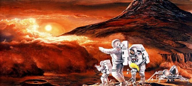 Elon Musk công bố kế hoạch thuộc địa hoá sao Hoả, giải cứu loài người
