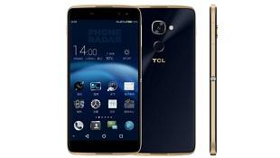 """TCL trình làng """"con lai"""" của BlackBerry DTEK60"""