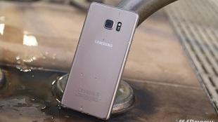 """Samsung bị tố """"phân biệt đối xử"""" với Trung Quốc vụ thu hồi Galaxy Note 7"""