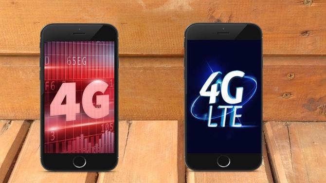 Mạng 4G và LTE giống hay khác nhau?
