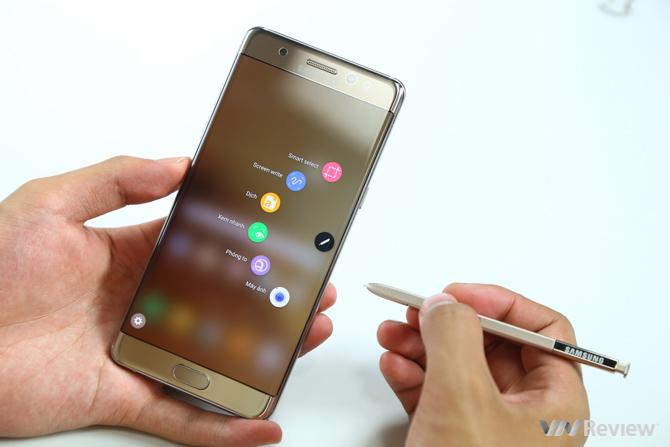Samsung Việt Nam xin cơ chế ưu đãi nhập Galaxy Note 7