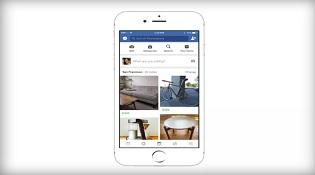 Facebook ra mắt Marketplace cho phép bán hàng cho người dùng lân cận