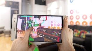 Google: Smartphone Project Tango sẽ có mặt vào tháng 11