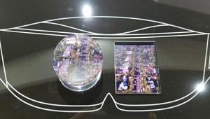 Màn hình smartphone có mật độ điểm ảnh 1000 ppi