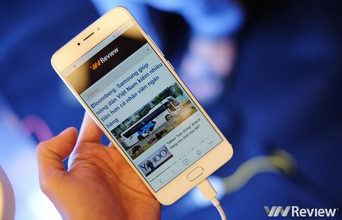 Meizu MX6 chính hãng tại Việt Nam có giá 7 triệu đồng