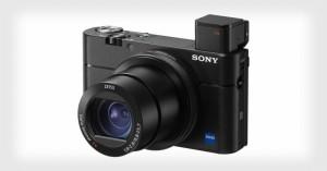Sony ra mắt máy ảnh compact nhanh nhất thế giới