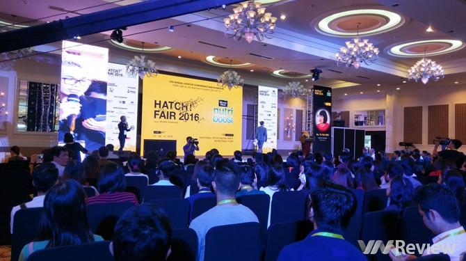 128 startup cùng hội tụ tại HATCH! FAIR 2016