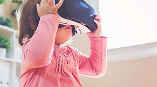Kính thực tế ảo có an toàn với trẻ?