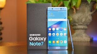 2 nhà mạng Mỹ dừng bán Galaxy Note 7