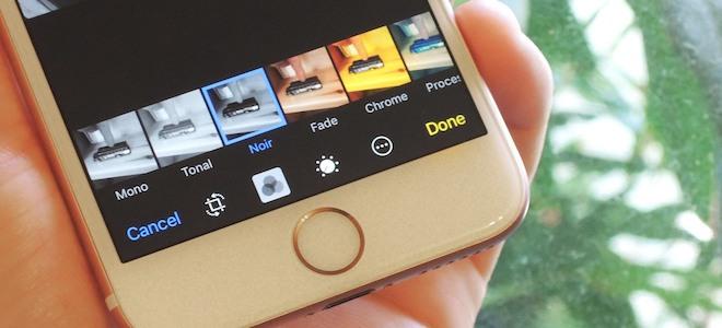 Cách chỉnh sửa ảnh Live Photos trên iOS 10
