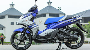 Yamaha Nouvo bị khai tử ở Việt Nam