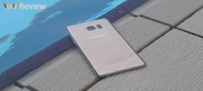 Chính thức: Samsung Việt Nam thu hồi và hoàn tiền với Galaxy Note 7